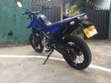 Yamaha XT250X 2006 Motorcycle