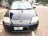 Toyota Corolla 121 2002 Car