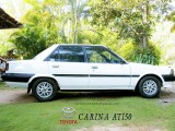 Toyota Carina AT150 1986 Car