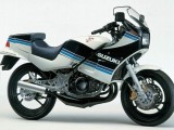 Suzuki Rgf250 1986 Motorcycle