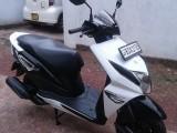 Honda Dio 2015 2015 Motorcycle