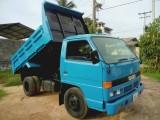 Isuzu Elf Tipper 1995 Lorry