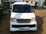 Daihatsu HIJET grand wagon (AUTO GIER) 2002 Van