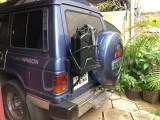 Mitsubishi Pajero 1989 Jeep