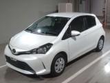Toyota Vitz 2016 Car