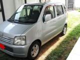 Suzuki Wagon R Japanese 2002 Car