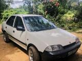 Suzuki Esteem 1996 Car