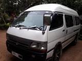 Toyota LH-182 2001 Van