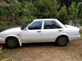 Nissan Trad Sunny B12 1986 Car
