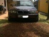 BMW E46 318i 2004 Car