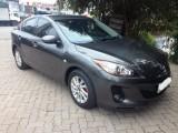 Mazda 3 2013 Car