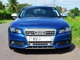 Audi A 4 2011 Car