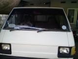 Mitsubishi delica L300 1984 Van
