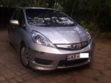 Honda Fit Shuttle 2012 Car