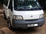 Nissan Vannete Lion Face 2002 Van