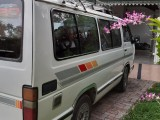 Toyota HIACE SHELL MODEL 1988 Van