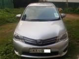 Toyota axio non hybrid 2013 Car