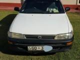 Toyota Corolla 1999 Car