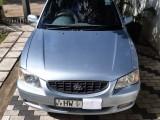 Hyundai Accent 2004 Car