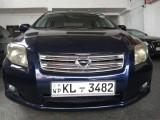 Toyota Axio G Grade 2007 Car