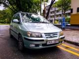 Hyundai Matrix 2001 Car