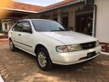 Nissan Sunny FB 14 1995 Car