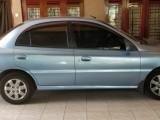 Kia Rio 2003 Car
