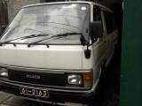 Toyota Hiace Shell LH61 1988 Van
