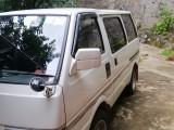 Nissan Vanette C22 1992 Van