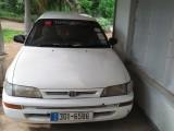 Toyota corolla 1996 Car