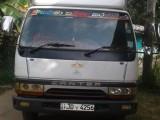 Mitsubishi gg 1999 Tanker Truck