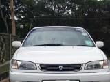 Toyota COROLLA AE 110 1999 Car