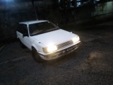 Mazda 323 1986 Car