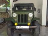 Mahindra 4JR5 1972 Jeep