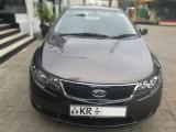 Kia cerato 2011 Car