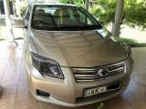 Toyota Axio X Grade 2008 Car