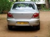 Kia Rio RS 2005 Car