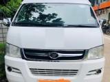 Micro Tourer 2014 Van