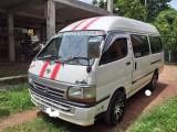 Toyota Dolphin 1994 Van