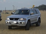 Mitsubishi Montero Sport 2003 Jeep
