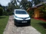 Nissan NV200 2012 Van