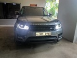 Land Rover Range Rover Sport HSE 2017 2017 Jeep