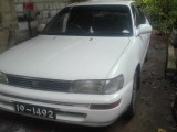 Toyota corolla 100 1991 Car