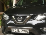 Nissan X Trail Hybrid SUV for rent with driver