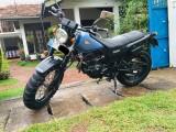Yamaha TW 2008 Motorcycle
