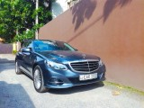Mercedes Benz E300 2015 Car