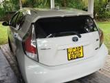 Toyota Aqua G 2015 Car