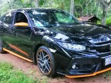 Honda Civic SR 1.0 Turbo 2017 Car