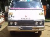 Mitsubishi delica t120 1977 Van
