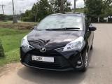 Toyota Vitz F Safety 2018 Car
